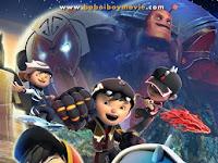 Download Boboiboy The Movie 2016 Full Movie DVDRip