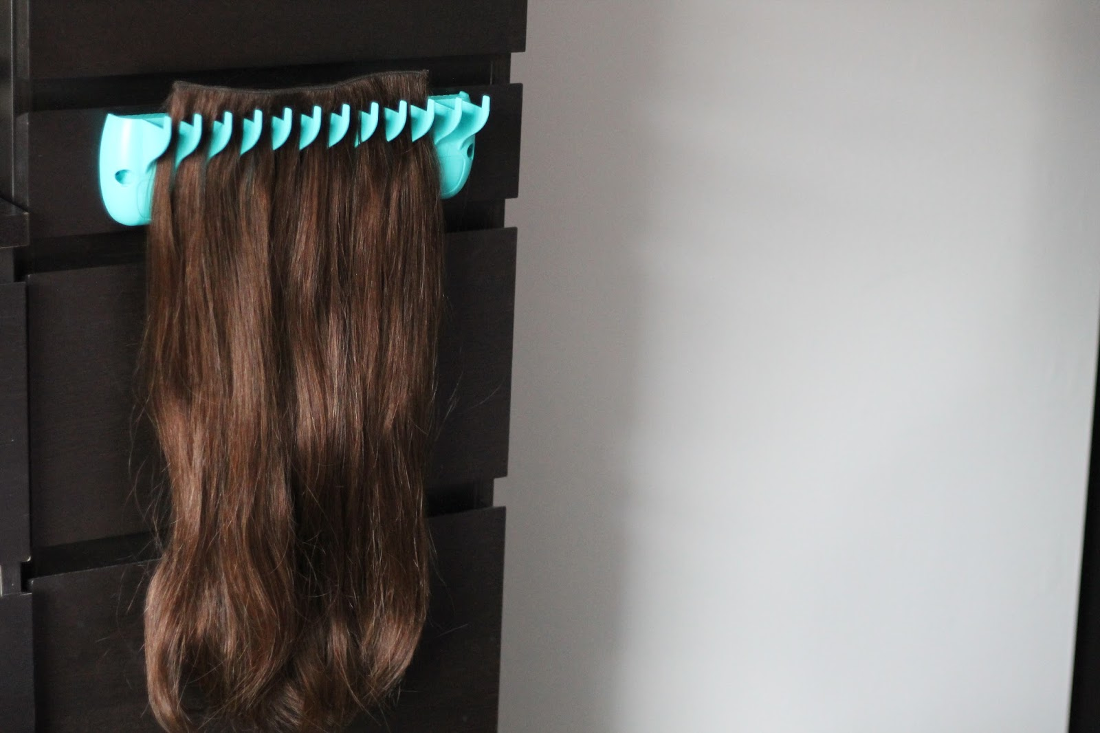 Beauty Storing Hair Extensions At Home Charli Blogs