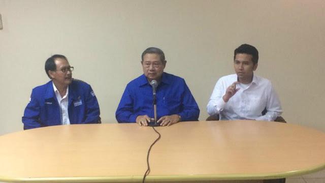 SBY: Kalau Ada yang Tak Nyaman dan Ingin Ciduk Saya, Silakan