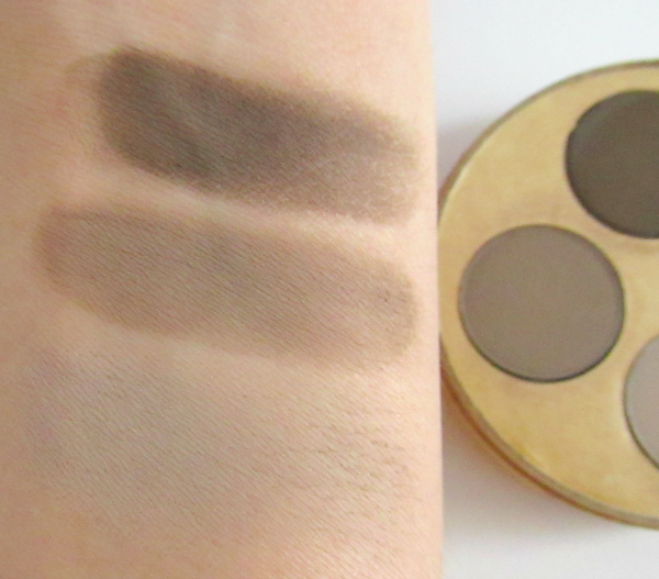 Swatches Couleur Caramel Eyebrow Kit Perfect Eyes - für 29.50 Euro