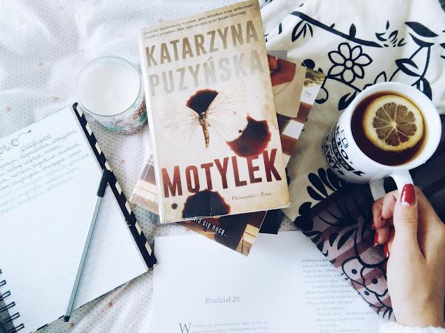 """,,MOTYLEK"""" Katarzyna Puzyńska"""