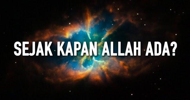 Siapa Yang Menciptakan Allah Subhanahu Wa Ta'ala? - BERDAKWAH