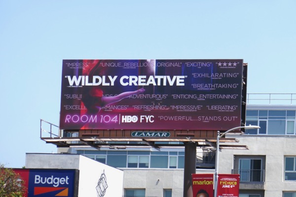 Room 104 Emmy FYC 2018 billboard