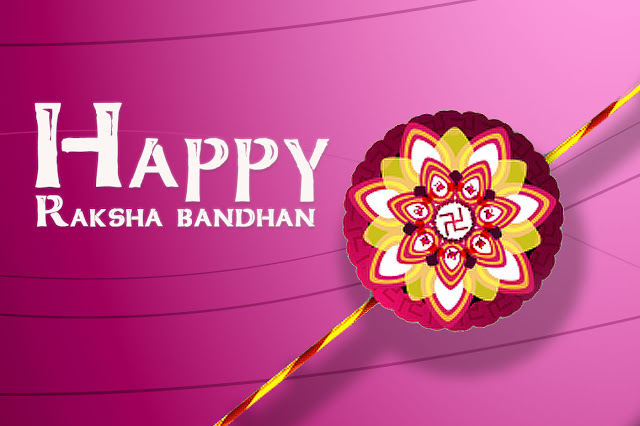 happy raksha bandhan cartoon
