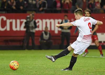Gol penalti Gameiro