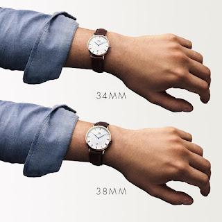 Jual Jam Tangan Dw pria dan wanita