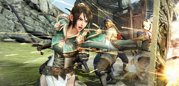 Dynasty Warriors 8 Section
