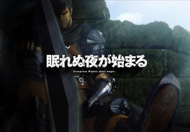 Berserk - nowe anime w 2016 roku