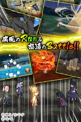 Naruto Shinobi Collection Apk Mod