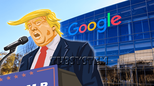 Trump accuses Google of biased searches (warns 'be careful')