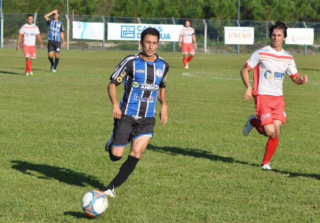 Grêmio Cachoeira e Ponta das Canas jogam neste sábado