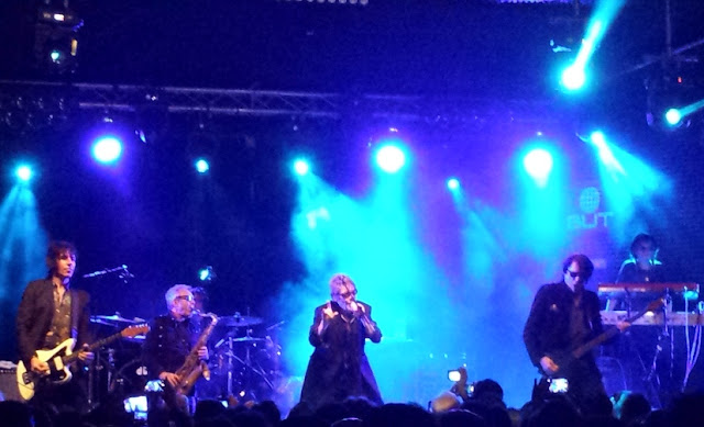 The Psychedelic Furs (crónica concierto Sala But, Madrid 1)