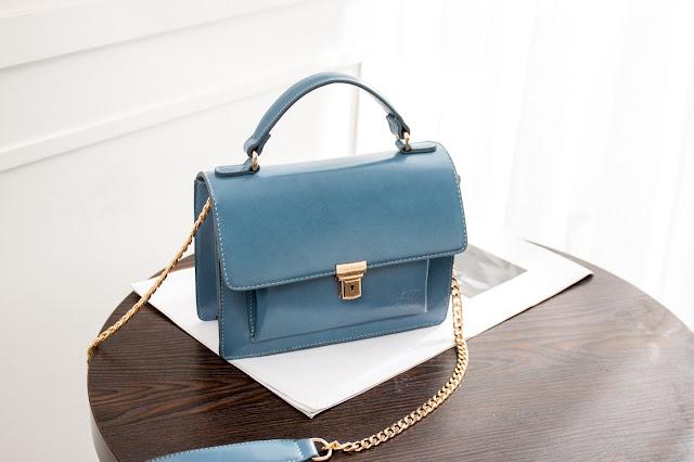 Jims Honey Nichole Bag Dark Blue