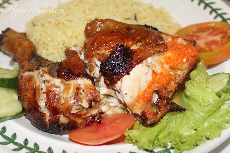 Nasi Ayam Istimewa Yang Sangat Sedap Azie Kitchen