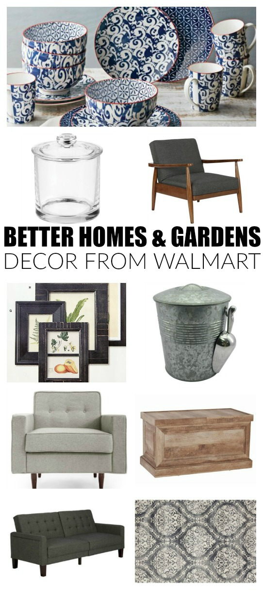 Walmart Better Homes and Gardens Spring