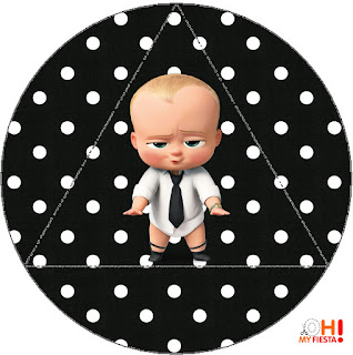 The Boss Baby Party Free Printable Invitations.