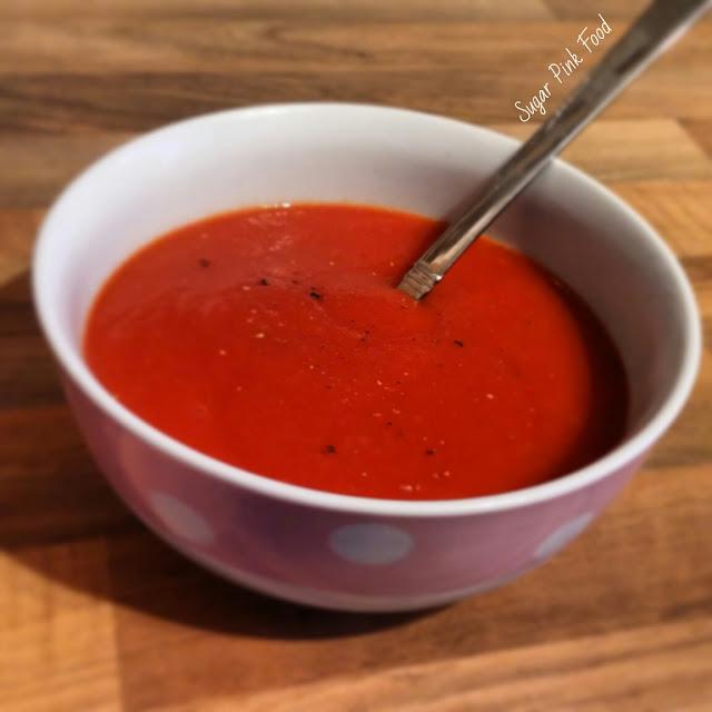 slimming world friendly cream of tomato soup recipe