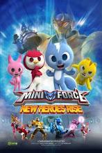 Miniforce Los Nuevos Superhéroes (2018)