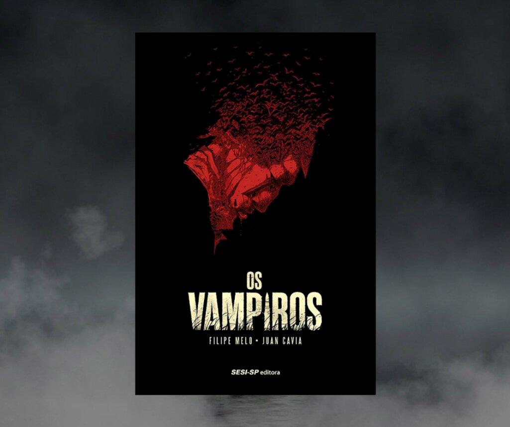 Resenha: Os vampiros, de Filipe Melo e Juan Cavia