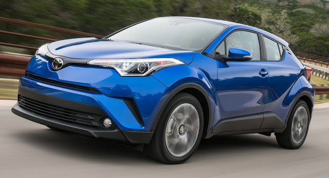 Reports, Toyota, Toyota C-HR