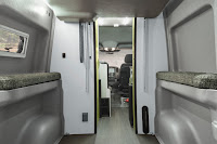 Mercedes-Benz Sprinter 4x4 Winnebago Revel (2018) Interior - Garage