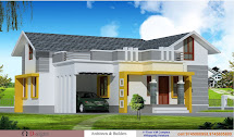 Single Story Modern House Design Plans