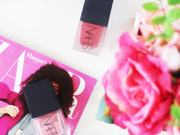 NEW Nars Liquid Blushers Review & Swatches