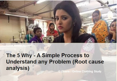 Garment factory problem solving