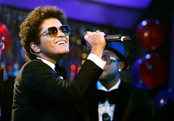 Bruno Mars HD Wallpapers