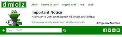 DMOZ Website