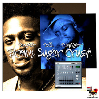 D'angelo and J Dilla - Brown Sugar Crush (Mixed by Djaytiger)