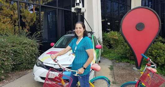 Google's Geo Teacher Institute 2017