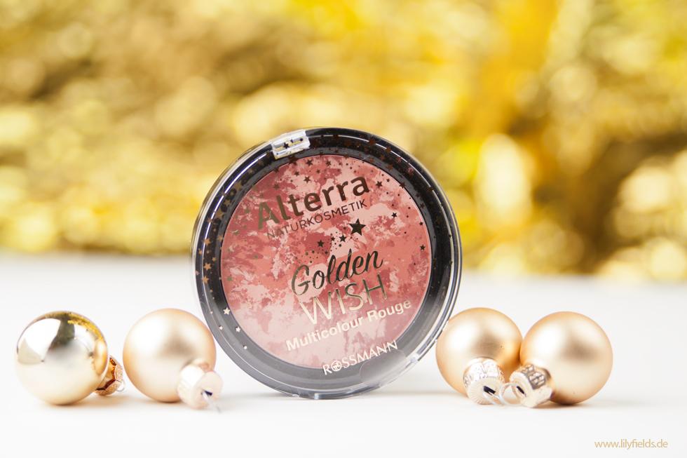 Alterra - Golden Wish - Rouge