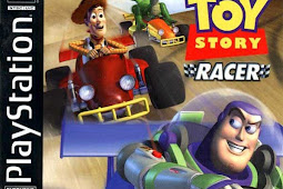 Disney Toy Story Racer PS1/ePSXe