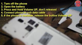 07 - Matikan dan Cabut Baterai OPPO Neo 3 R831K