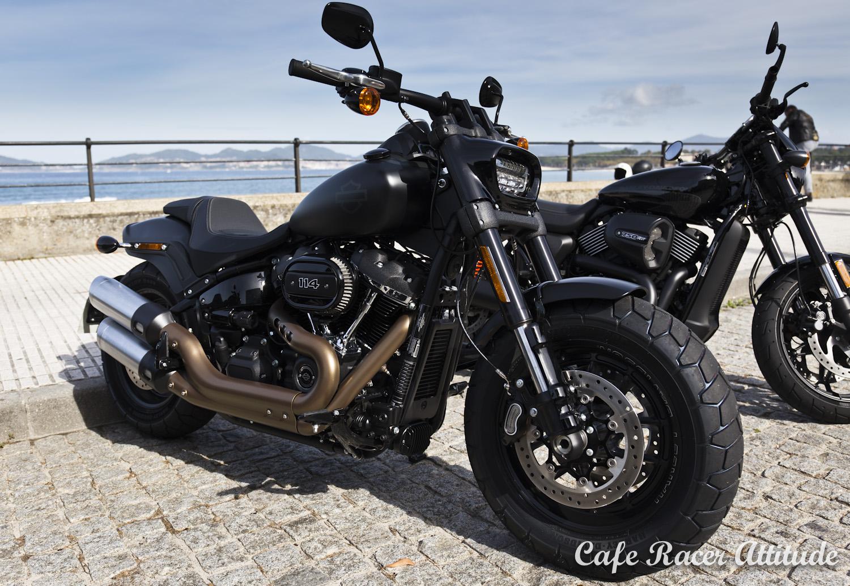 Prueba Harley Davidson Fat Bob 114