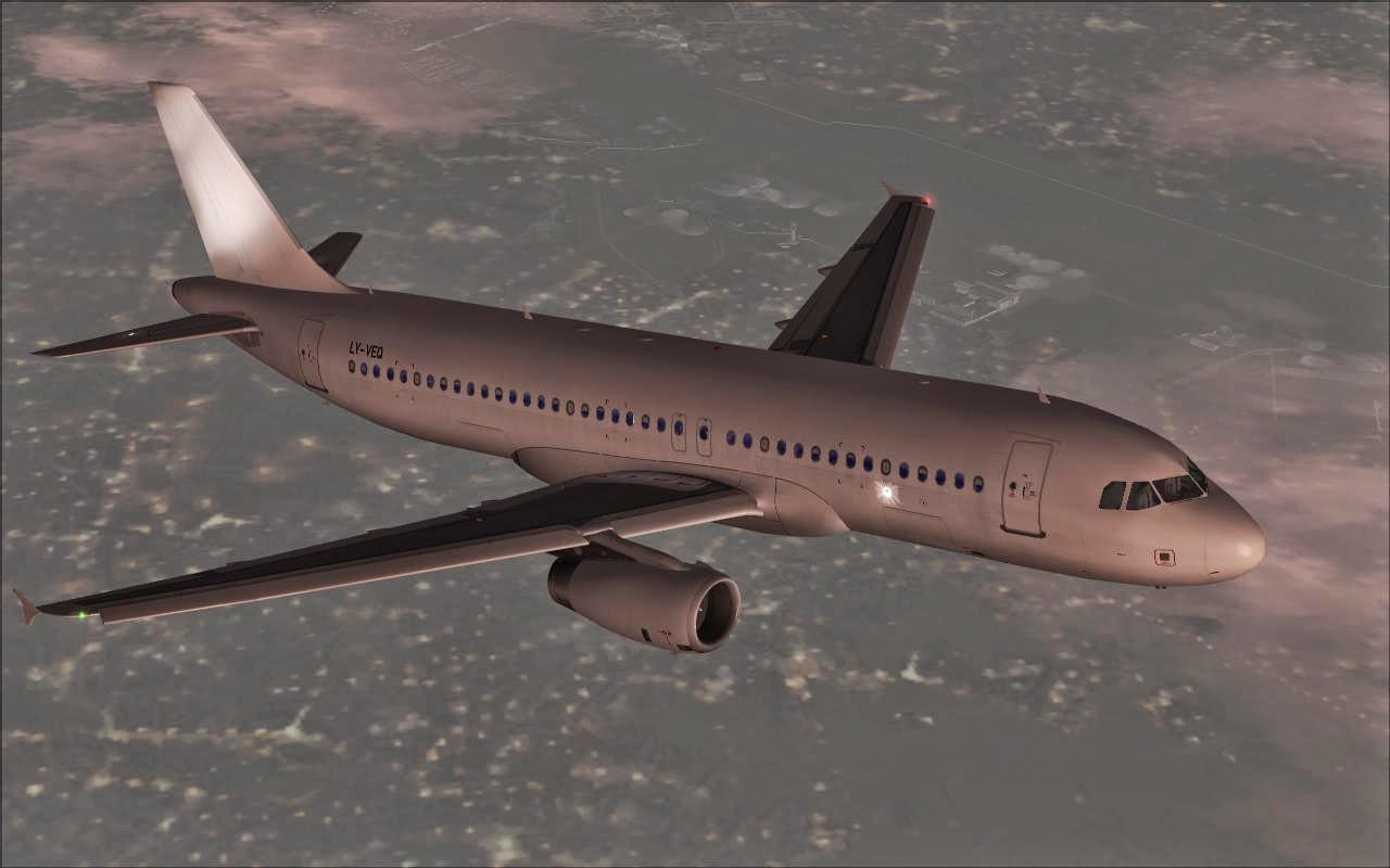 avion pour fs9
