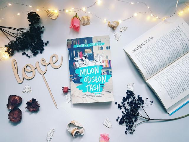 ''Milion odsłon Tash'' Kathryn Ormsbee