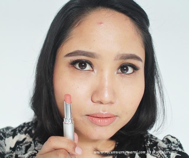 Wardah Longlasting  Nude Lipstick