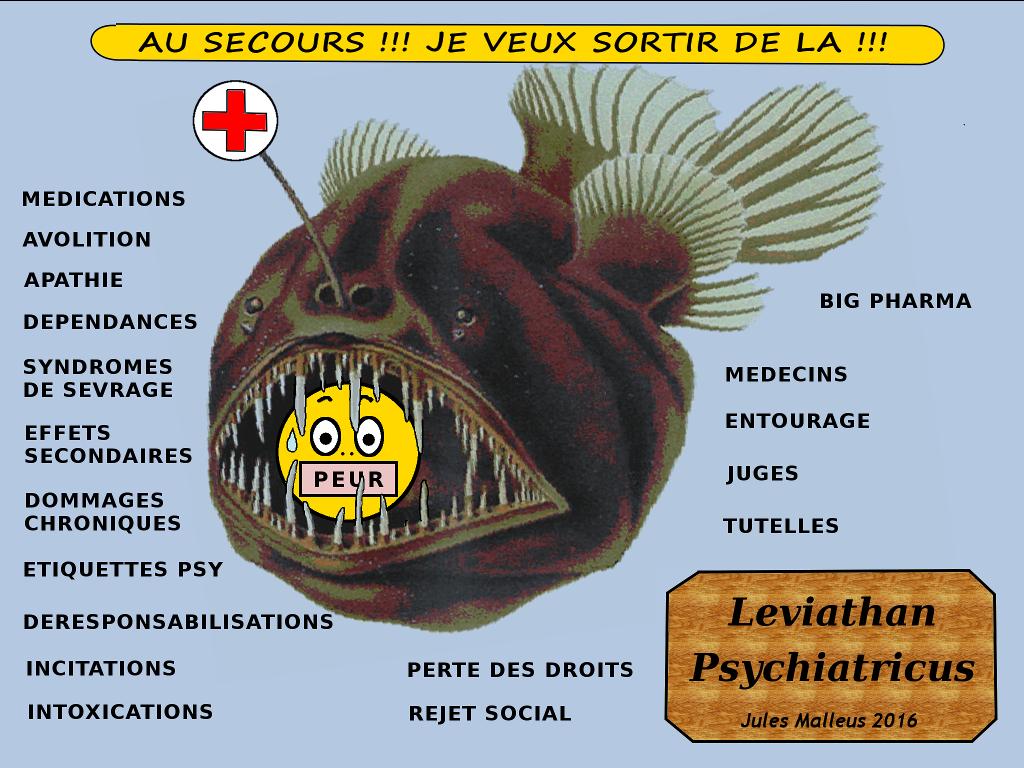 Le piège psychiatrique: un Leviathan