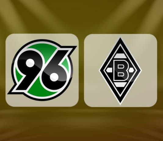 Hannover 96 vs Borussia M.Gladbach - Highlights & Full Match
