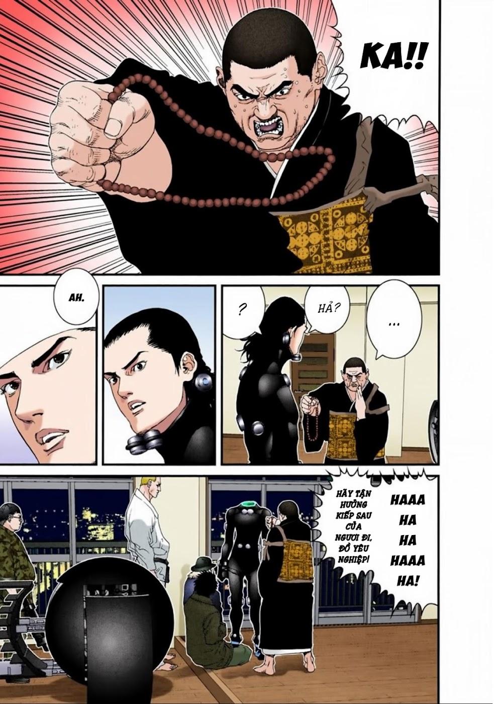 Gantz Chap 61: Cánh cổng trang 7