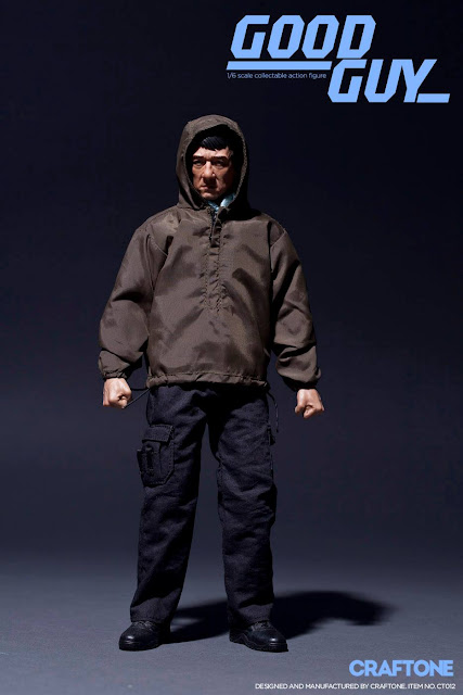 osw.zone CRAFTONE 1/6 scale 退役 軍人 veteran 12-inch action figure aka Jackie Chan in the alien