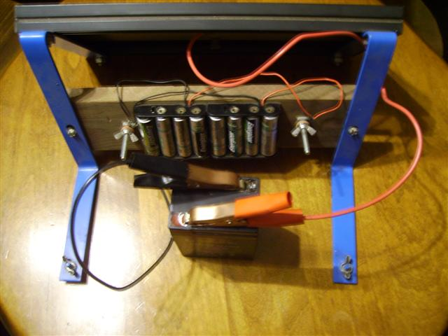 Stealth Survival : DIY Solar Battery Charger - Maximizing ...