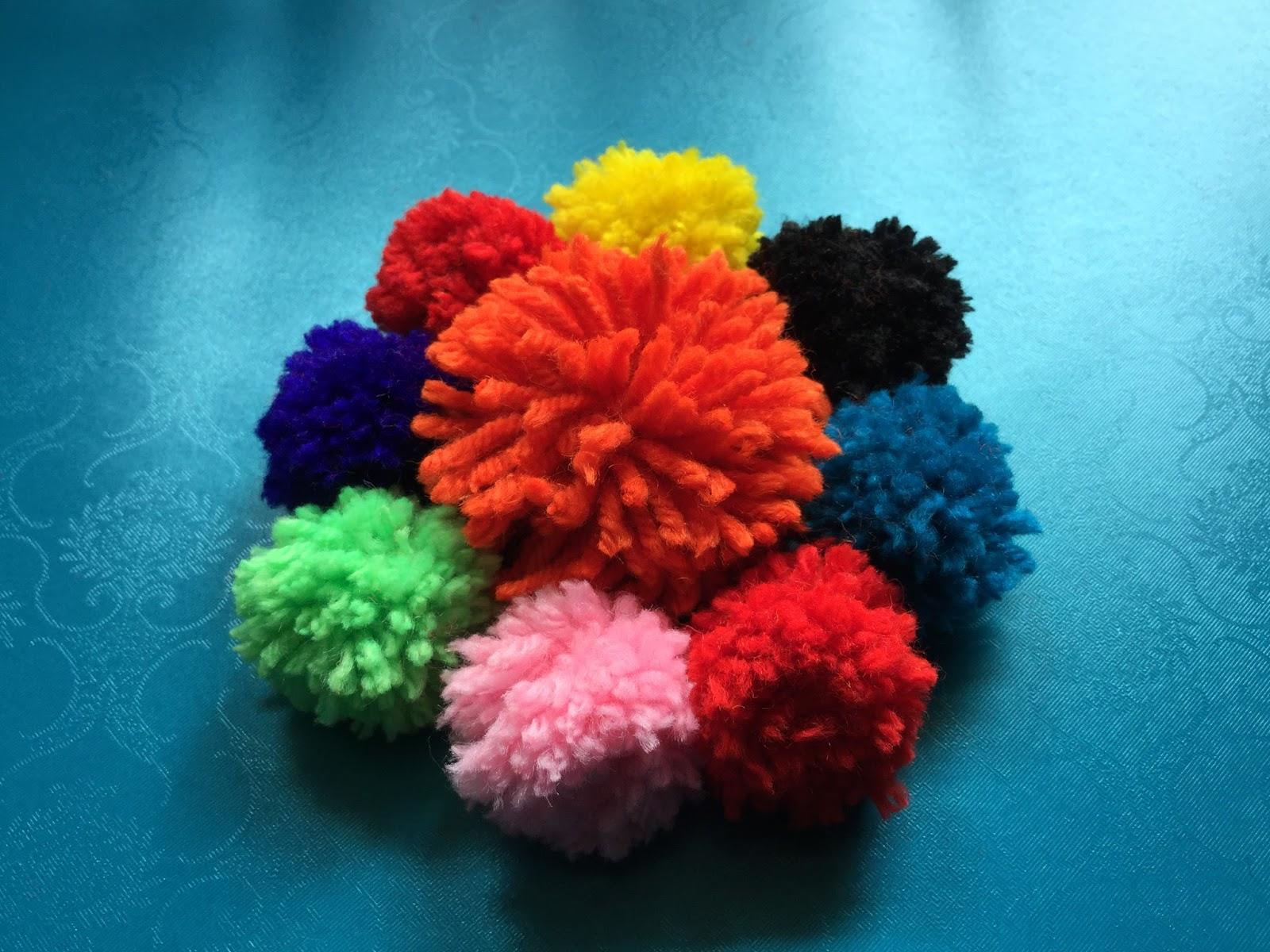 do it yourself diy for next gen diy miniature pom poms
