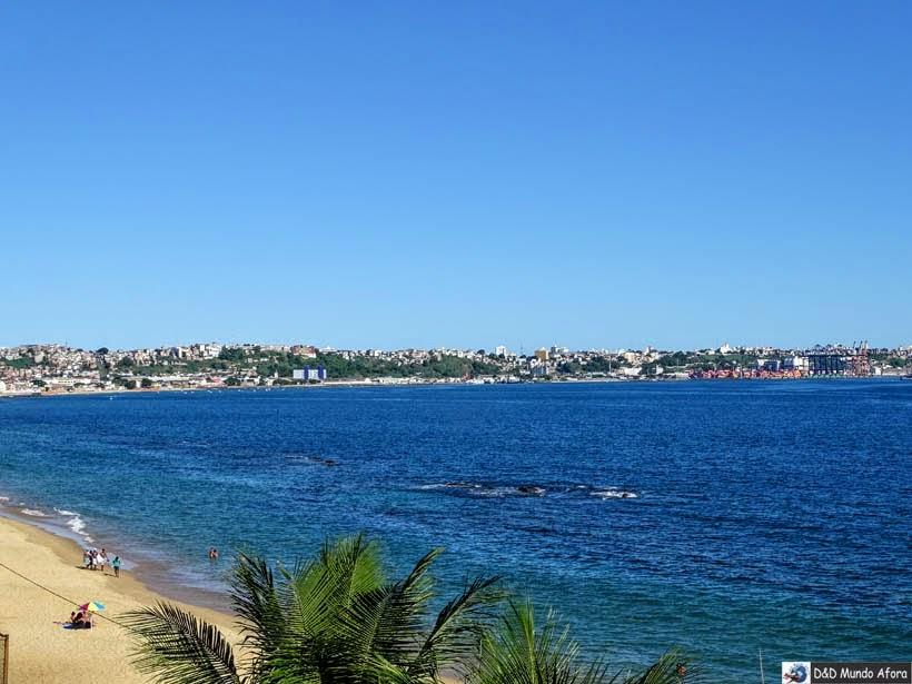 O que fazer em Salvador (Bahia) - Praia Boa Viagem