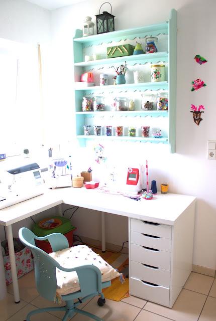 liebhabest cke aus aniswelt mein neues n hzimmer. Black Bedroom Furniture Sets. Home Design Ideas