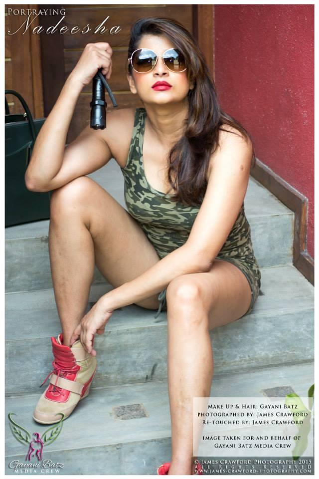SEXY MODELS EXPOSED: Roro Fitria Popular Magazine Photoshoot