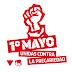 Unidas contra la precariedad. Manifiesto de Izquierda Unida por el 1º de mayo de 2019.