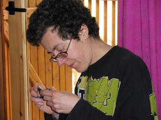 Lola Robles, autora de Yabarí - Cine de Escritor